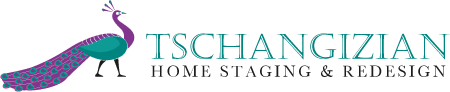 Tschangizian - Home Staging & Redesign Logo
